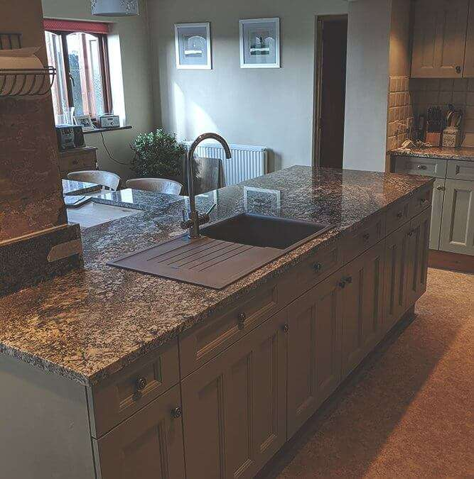 7 Creative Ways to Use Granite In Your Home